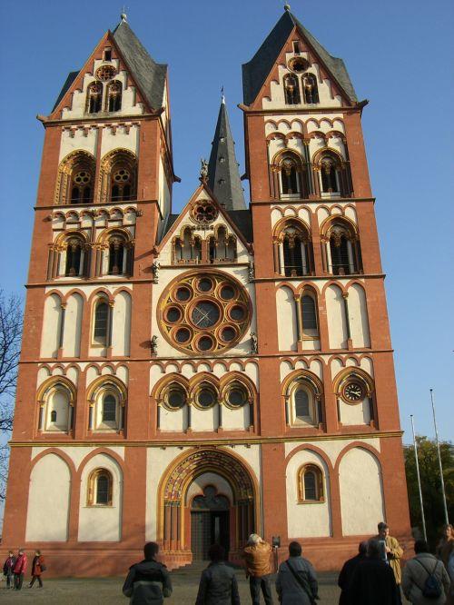 church dom limburger dom