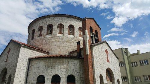 church  sarajevo  bosnia