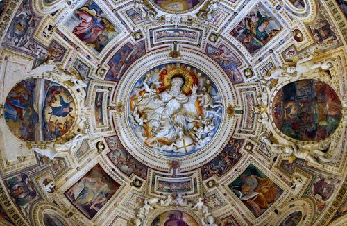 church  dome  historically