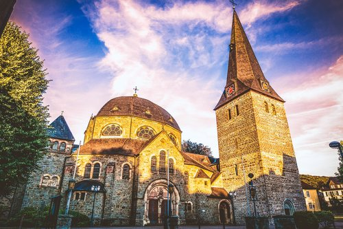 church  balve  sacral