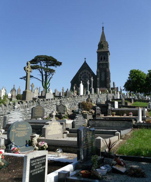 church graveyard cemetery