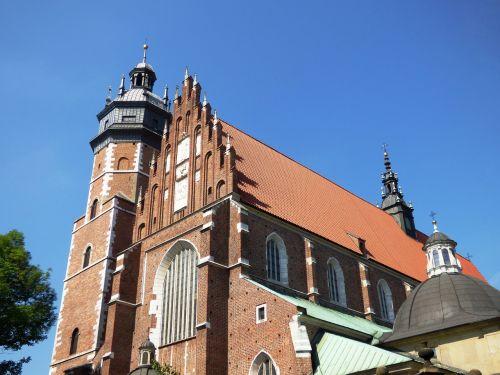 church kazimierz kraków