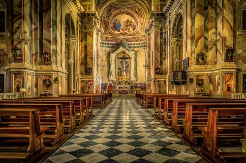 church  nave  architecture