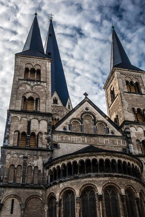 church  münster  christianity