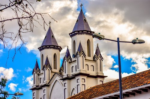 church  travel  cuenca ecuador