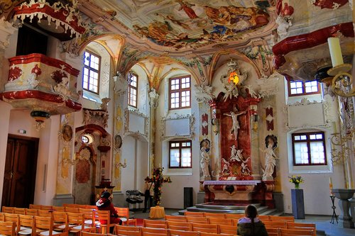 church  baroque  christianity