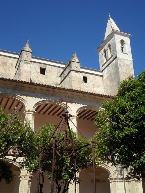 church manacor tower