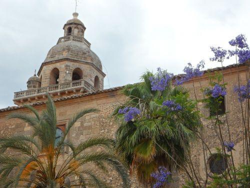 church dome algaida
