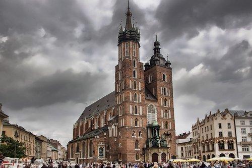 church  explore the city  wawel