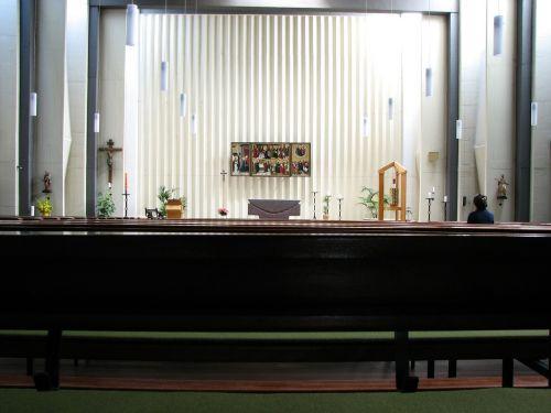 church church room interior