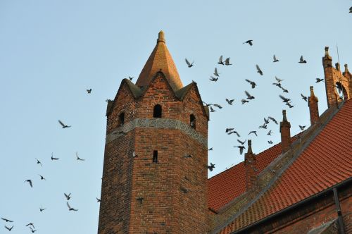 church tower architecture