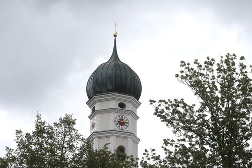 church  onion dome  architecture