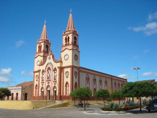 church array lavras da mangabeira-ec