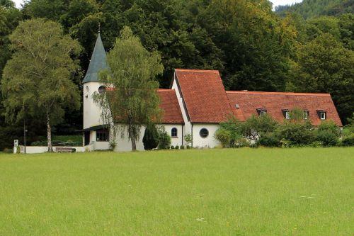 church church of peace aschau