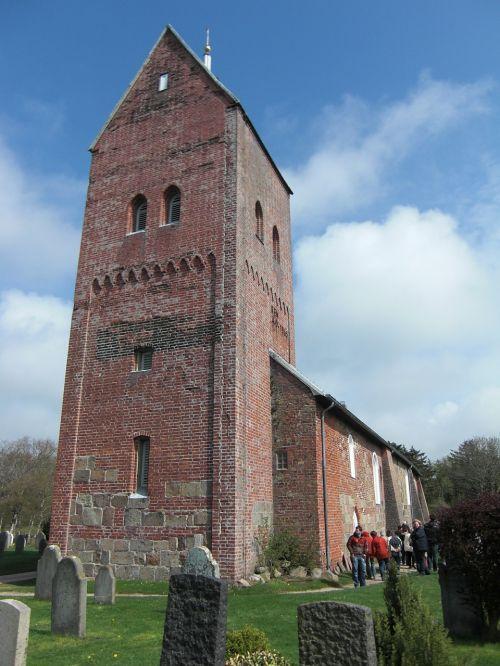bažnyčia,protestantas,religija,föhr,wyk