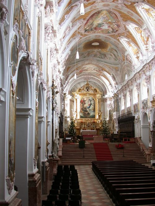 church baroque bavaria