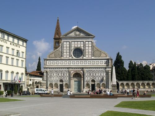 church florence tuscany