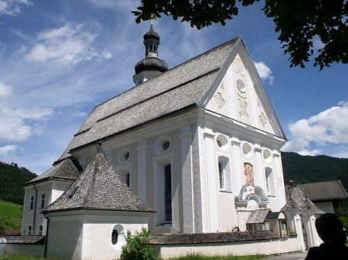 church bavaria chiemgau