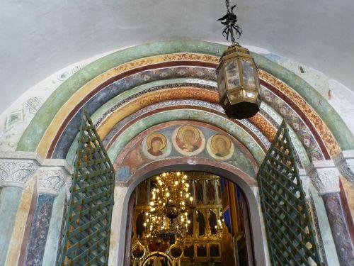 church input russia