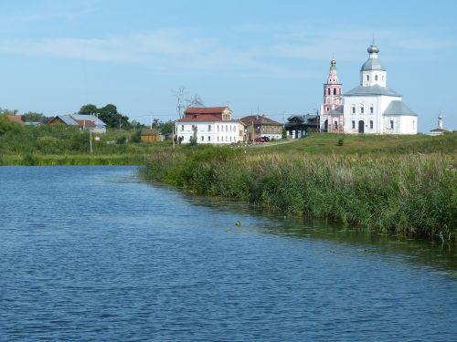 church russia suzdal
