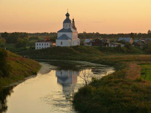 church suzdal orthodox