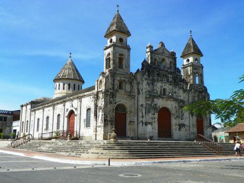 church nicaragua colonial