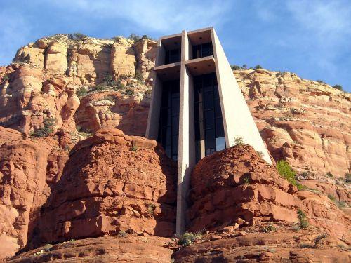 church cross mountain
