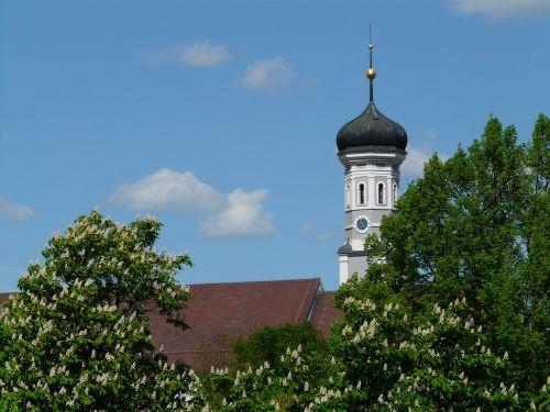 church steeple ulm