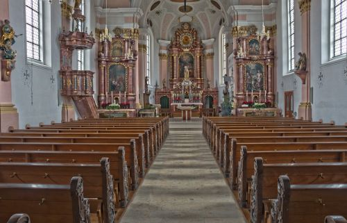 church baroque hdr