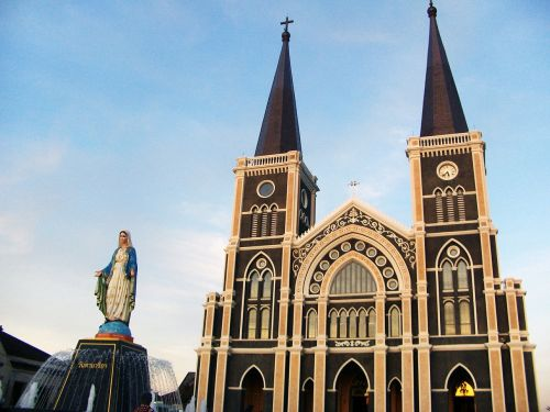 church marry thailand