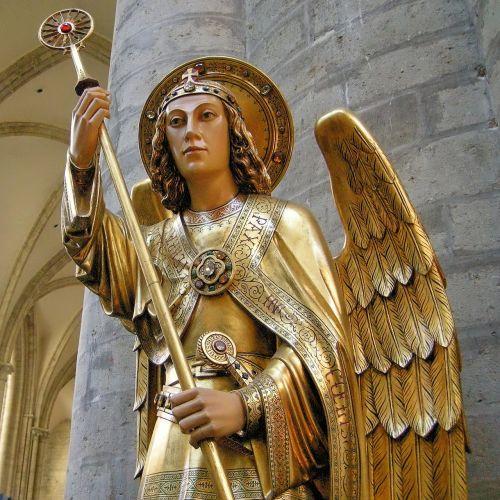 church angel michel