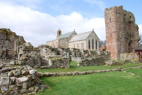 church lindisfarne northumberland