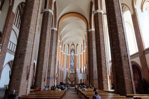 church stettin pray