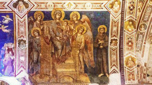 church painting religion