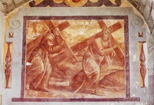 church painting mural