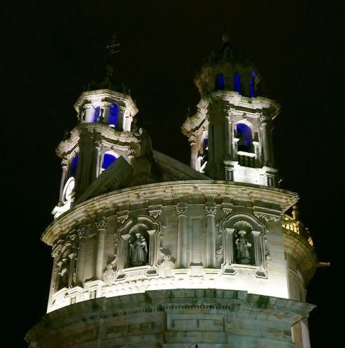 church spain pontevedra