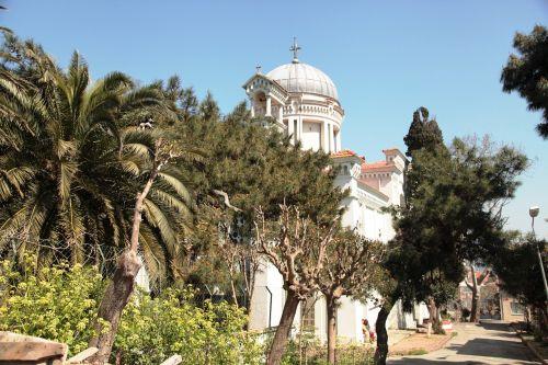church burgaz ayios ioannis