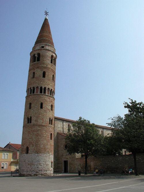 church askew caorle