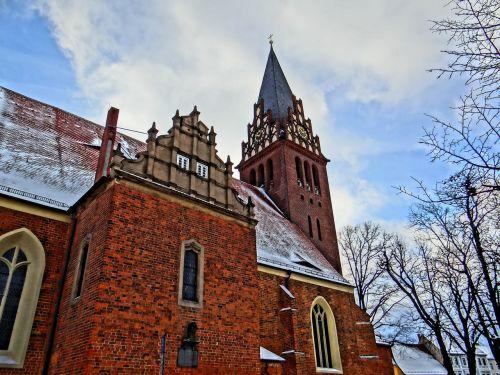 church building spire