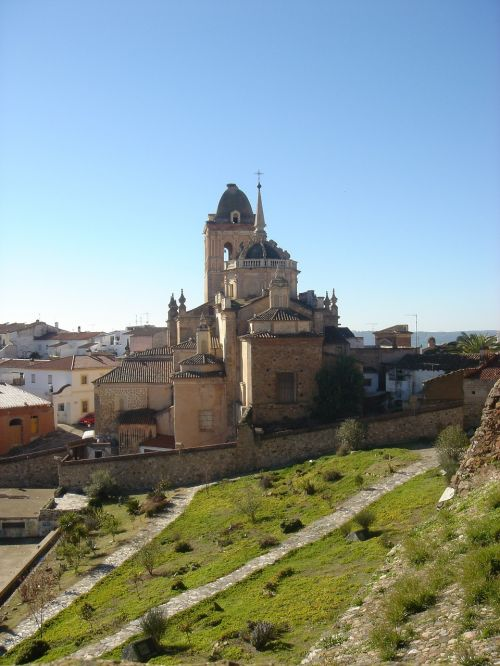 church santa maría de la encarnación sherry of the knights