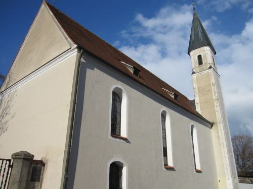 church tower spire
