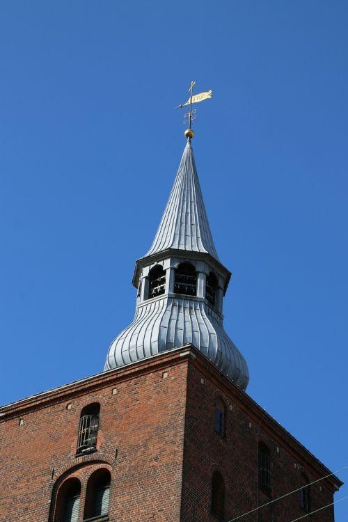 church take rooftops