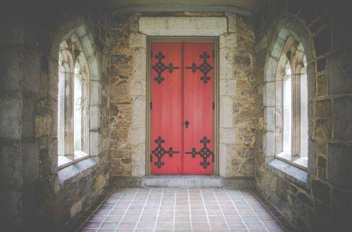 bažnyčia, vienuolynas, krikščionybė, religija, katedra, interjeras, durys, langai, ortodoksas, šventas, architektūra, istorinis, religinis, pastatas, akmuo, istorinis