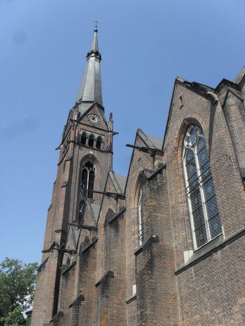 church teplice elisabeth