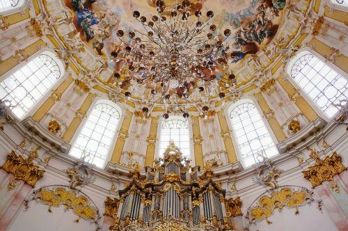 church ettal lampshade