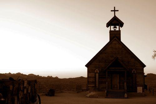 church western architecture