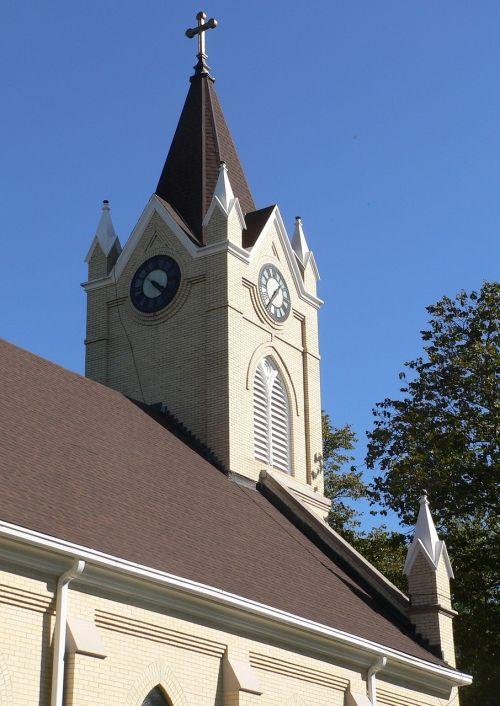 church st mary assumption dwight