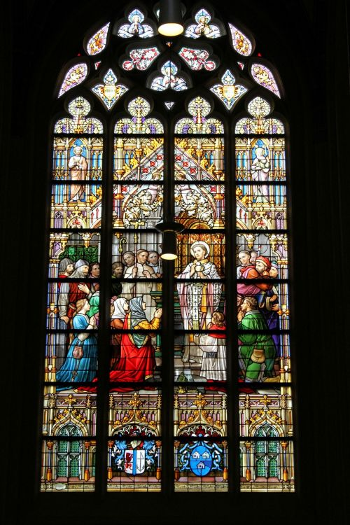 church stained glass stained