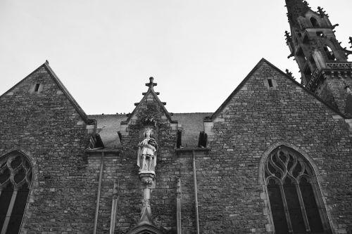 church acigné france brittany