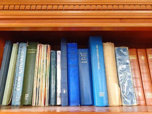 Church Bookshelf